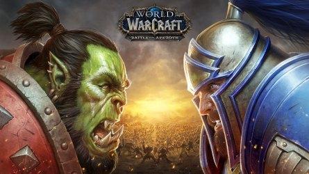 WoW_Battle_for_Azeroth_Art